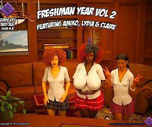 Scorpio69- Freshman Year Vol 2