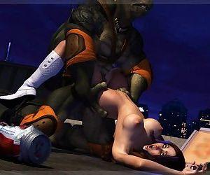 Mongo Bongo- Teenage Mutant Ninja Turtles