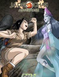 Palcomix- Jade Chan Adventures 2