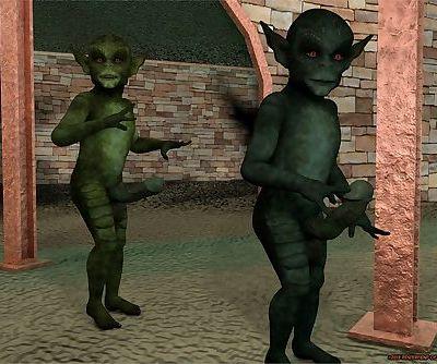3DFiends- Monster Chronicles 15