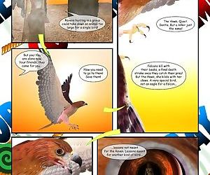 MetrobayComix- Canadian Beaver – Episode 7 – Part 6