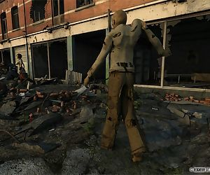 3DFiends- Zombie Chronicles 1