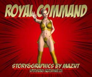 Mazut- Royal Command