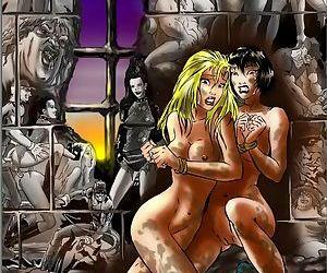 Bojan- Lesbian Models Hell