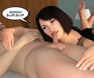 3D Incest- Foster Mother