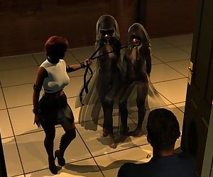 3D Interracial- Will2power