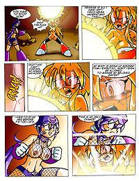 Rock-Gal Comic #7