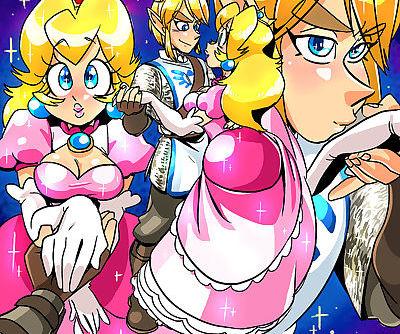 Peach X Link - part 5