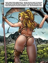 Jungle Fantasy - Secrets #0