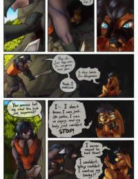 A Tale of Tails: Chapter 4 - Matters of the mind - part 3
