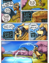 A Tale of Tails: Chapter 4 - Matters of the mind