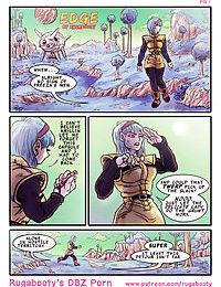 Edge: A VegeBul Comic