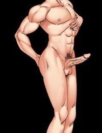 GayHarem Affection Scenes & Poses - part 5