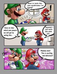 Super Mario - 50 Shades of Bros