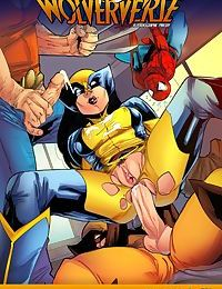 Tracyscops - All-sex Wolververse