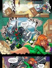 Gen 13 XXX Comic