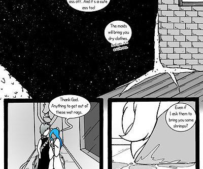 Between Kings and Queens - part 5