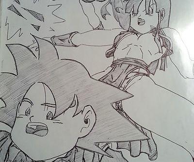 Training of Chichi