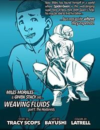 Weaving Fluids #1