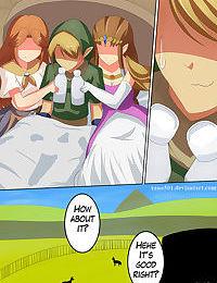 Zelda: The Milk Melody