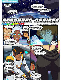 Stranded Desires