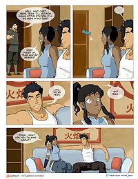 Legend of Korra comic