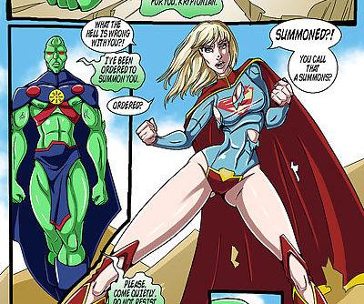 True Injustice: Supergirl - part 3