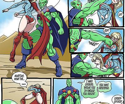 True Injustice: Supergirl - part 4