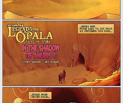 Legend of Queen Opala - In the Shadow of AnubisII: Tales of Osira