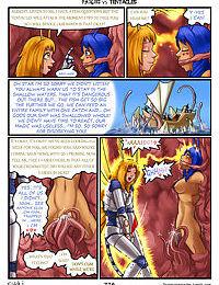 Fairies vs Tentacles Ch. 1-3 - part 14