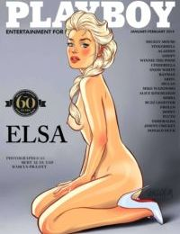 Playboy Disney Princesses