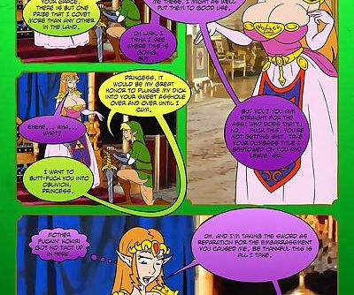 Zelda: A Link in the Ass