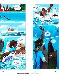 Peritian - Cats Love Water - part 5