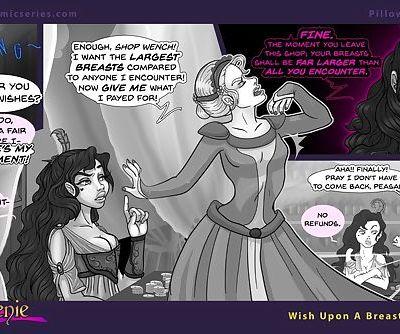 Love Genie Web-Comic Series - - part 4
