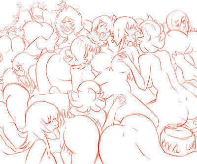 Artist - Idol Monkeh - part 18