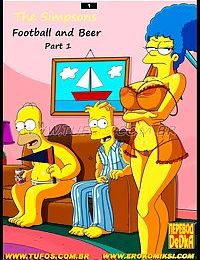 Football and Beer Part 1