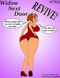 Widow Next Door Revive