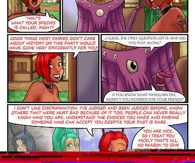 Fairies vs Tentacles Ch. 1-3 - part 10