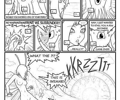 Fairies vs Tentacles Ch. 1-3 - part 2