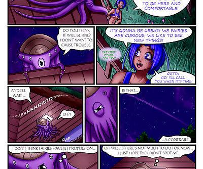 Fairies vs Tentacles Ch. 1-3 - part 6