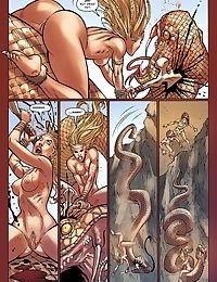 Jungle Fantasy - Secrets #1 - part 2