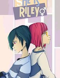 She Is Riley 01 - 04