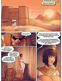 Legend of Queen Opala -Tales of Pharah: In the Shadow of Anubis*