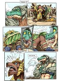 Nasus vs Renekton - The Artifact