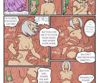 Fairies vs Tentacles Ch. 1-3 - part 3
