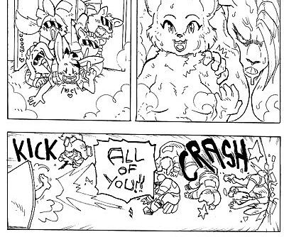 Furry Fight Chronicles - part 2