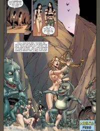 Jungle Fantasy - Survivors #6 - part 2