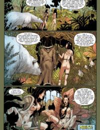 Jungle Fantasy - Survivors #6 - part 3