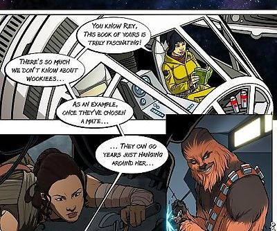 Star Wars: A Complete Guide to Wookie Sex