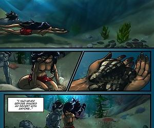 Dark Blue Comics The Depths - part 2
